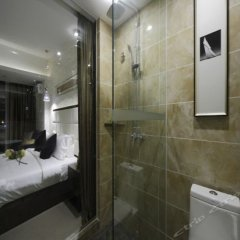 Отель Luminous Jade Hotel Китай, Сямынь - отзывы, цены и фото номеров - забронировать отель Luminous Jade Hotel онлайн ванная