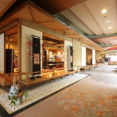 Отель Hananoyado Matsuya Никко интерьер отеля