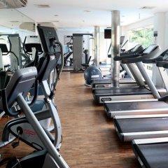 Отель Ramada Colombo Шри-Ланка, Коломбо - отзывы, цены и фото номеров - забронировать отель Ramada Colombo онлайн фитнесс-зал
