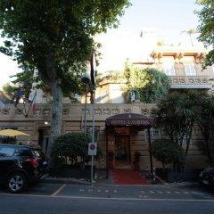 Hotel Laurens Генуя парковка