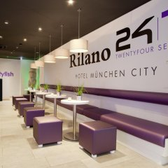 Отель Rilano 24/7 Hotel München City Германия, Мюнхен - отзывы, цены и фото номеров - забронировать отель Rilano 24/7 Hotel München City онлайн с домашними животными