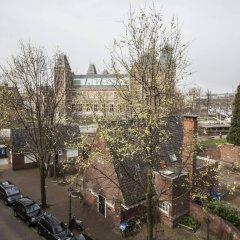 Апартаменты Rijksmuseum Apartment балкон