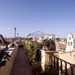 Trevi Hotel Рим балкон
