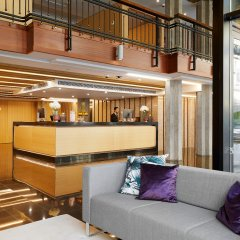 Отель Exe Plaza Catalunya гостиничный бар