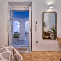 Отель Namaste Suites by Caldera Houses Греция, Остров Санторини - отзывы, цены и фото номеров - забронировать отель Namaste Suites by Caldera Houses онлайн ванная фото 2