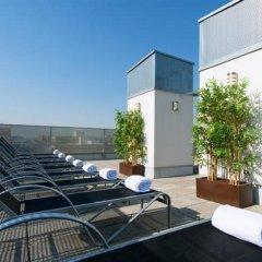 Отель NeoMagna Madrid бассейн фото 2