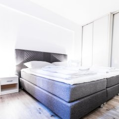 Апартаменты Grand Apartment Vienna комната для гостей фото 3