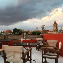 Отель Auberge 32 Греция, Родос - отзывы, цены и фото номеров - забронировать отель Auberge 32 онлайн питание фото 2