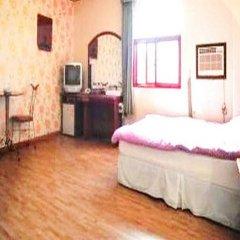 Отель Donggung Motel Южная Корея, Пхёнчан - отзывы, цены и фото номеров - забронировать отель Donggung Motel онлайн комната для гостей фото 3