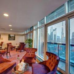 Emirates Grand Hotel Apartments Дубай комната для гостей фото 5