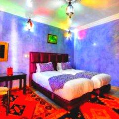 Отель Riad Dar Benbrahim комната для гостей фото 4