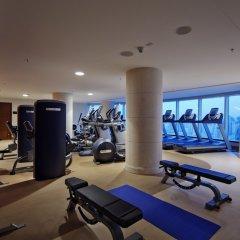 Отель Hilton Baku Азербайджан, Баку - 13 отзывов об отеле, цены и фото номеров - забронировать отель Hilton Baku онлайн фитнесс-зал