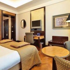 Отель Principi di Piemonte - UNA Esperienze Италия, Турин - отзывы, цены и фото номеров - забронировать отель Principi di Piemonte - UNA Esperienze онлайн комната для гостей фото 3