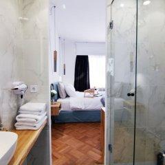 Отель Grey Studios Греция, Салоники - отзывы, цены и фото номеров - забронировать отель Grey Studios онлайн ванная