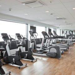 Отель Scandic Sydhavnen Копенгаген фитнесс-зал