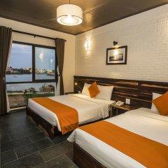 Отель Hoi An Silk River Villa комната для гостей фото 5