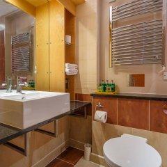 Отель La Reserve Великобритания, Лондон - отзывы, цены и фото номеров - забронировать отель La Reserve онлайн ванная фото 2
