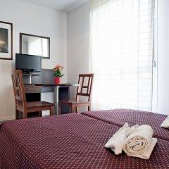Отель Residhotel les Hauts d'Andilly комната для гостей