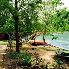 Отель Sabai Corner Bungalows пляж фото 2