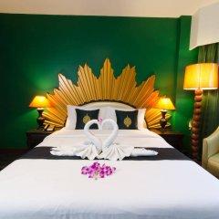 Отель Khaosan Palace Hotel Таиланд, Бангкок - 1 отзыв об отеле, цены и фото номеров - забронировать отель Khaosan Palace Hotel онлайн комната для гостей фото 3