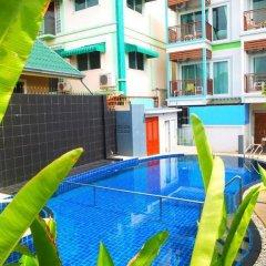 Отель Vik House Паттайя бассейн фото 3