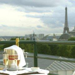 Отель de Castiglione Франция, Париж - 11 отзывов об отеле, цены и фото номеров - забронировать отель de Castiglione онлайн балкон
