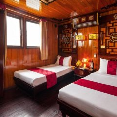 Отель Halong Dugong Sail комната для гостей фото 2