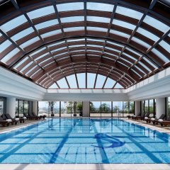 Отель Pan Pacific Hanoi (ex. Sofitel Plaza) Ханой бассейн