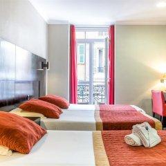 Отель Hôtel de Suède Франция, Ницца - 8 отзывов об отеле, цены и фото номеров - забронировать отель Hôtel de Suède онлайн комната для гостей фото 5