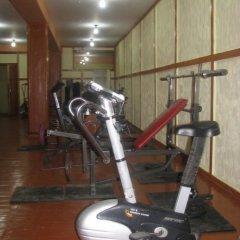 Отель Bridge фитнесс-зал