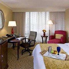 Отель Chicago Marriott Oak Brook в номере фото 2