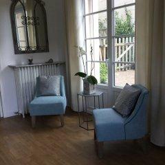 Отель Bleu Agapanthe Chambres d'hotes Франция, Сомюр - отзывы, цены и фото номеров - забронировать отель Bleu Agapanthe Chambres d'hotes онлайн фото 5