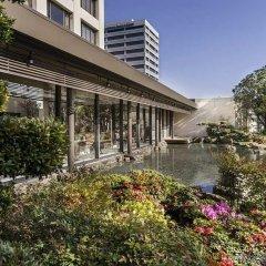Отель Doubletree by Hilton Los Angeles Downtown США, Лос-Анджелес - 8 отзывов об отеле, цены и фото номеров - забронировать отель Doubletree by Hilton Los Angeles Downtown онлайн приотельная территория