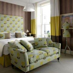 Отель Haymarket Hotel Великобритания, Лондон - отзывы, цены и фото номеров - забронировать отель Haymarket Hotel онлайн комната для гостей фото 4