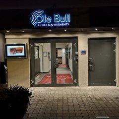 Ole Bull Hotel & Apartments интерьер отеля фото 2