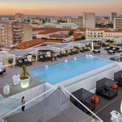 EPIC SANA Lisboa Hotel бассейн фото 2