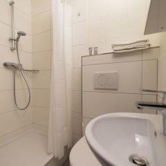 Отель Sleep And Go Цюрих ванная