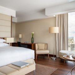 Отель Jumeirah Frankfurt комната для гостей фото 3