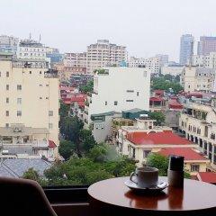 Отель The Ann Hanoi балкон