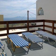 Отель Anemomilos Villa Греция, Остров Санторини - отзывы, цены и фото номеров - забронировать отель Anemomilos Villa онлайн балкон