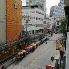 Отель Miku Guesthouse Бангкок