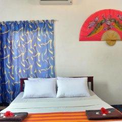 Отель Green Garden Ayurvedic Pavilion комната для гостей фото 2