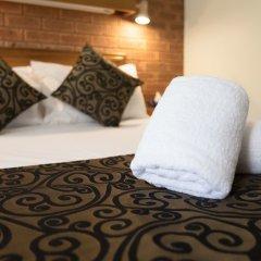 Отель Advance Motel комната для гостей