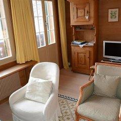 Отель Les Erables, Chalet комната для гостей фото 2