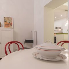 Апартаменты Gianicolense Green Apartment в номере