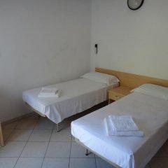 Отель Residence Siesta Римини сейф в номере
