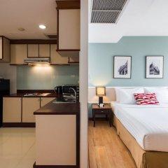 Отель Evergreen Place Siam by UHG Таиланд, Бангкок - 1 отзыв об отеле, цены и фото номеров - забронировать отель Evergreen Place Siam by UHG онлайн в номере фото 2