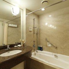 Отель Nishitetsu Grand Фукуока ванная