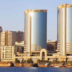 Отель Zabeel House Al Seef by Jumeirah пляж