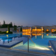 Отель Sollievo Terme Италия, Монтегротто-Терме - отзывы, цены и фото номеров - забронировать отель Sollievo Terme онлайн бассейн фото 2